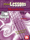 Dix Bruce: First Lessons Mandolin Book: Guitar: Instrumental Work