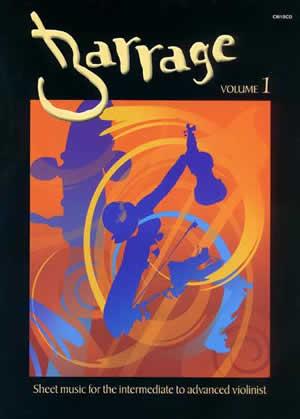 Barrage Volume 1: Violin: Artist Songbook