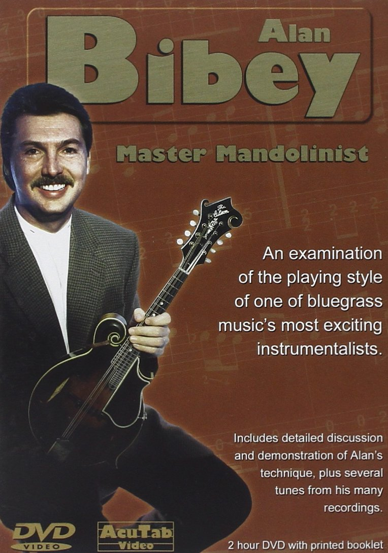 Alan Bibey: Master Mandolinist: Mandolin: Study