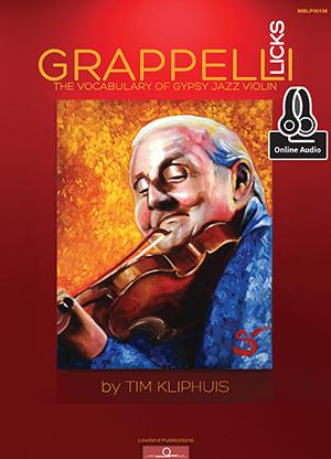 Tim Kliphuis: Grappelli Licks: Violin: Instrumental Album