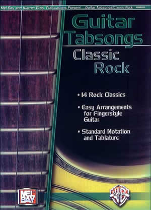 Corey Christiansen: Guitar Tabsongs - Classic Rock: Guitar: Instrumental Album