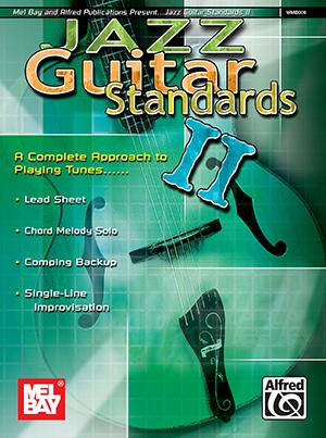 Jazz Guitar Standards Ii: Guitar: Instrumental Album
