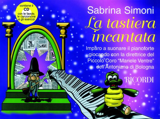 S. Simoni: La Tastiera Incantata: Piano