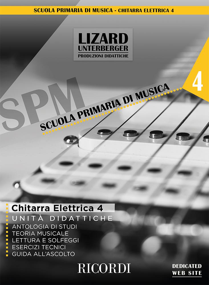 Chitarra elettrica vol. 4 (unità didattiche): Guitar Solo: Instrumental Tutor
