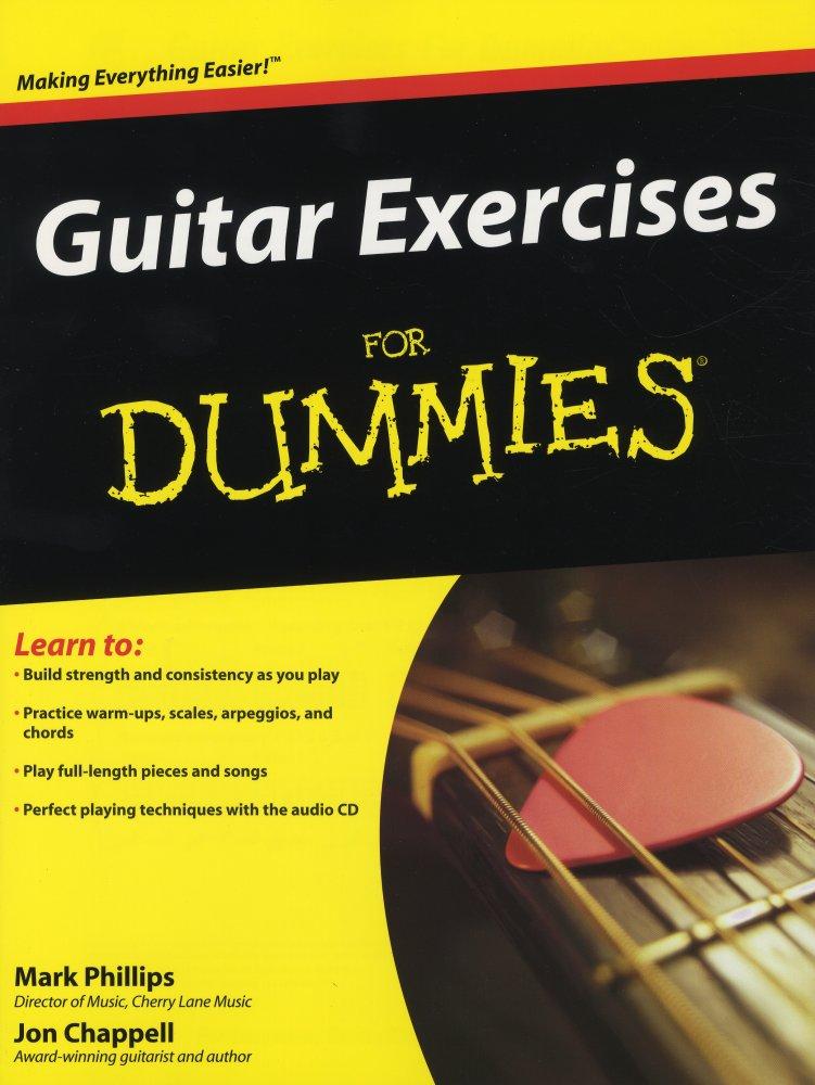 Mark Phillips Jon Chappell: Guitar Exercises for Dummies: Guitar: Instrumental