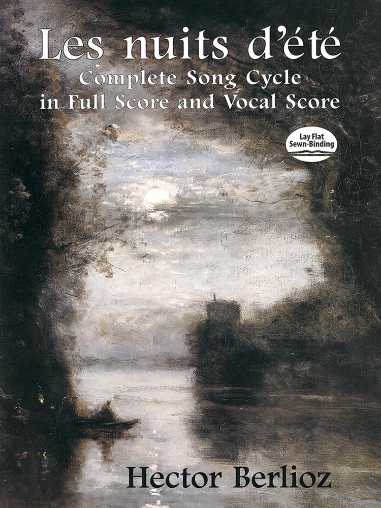 Hector Berlioz: Les Nuits D'Eté: Voice: Score