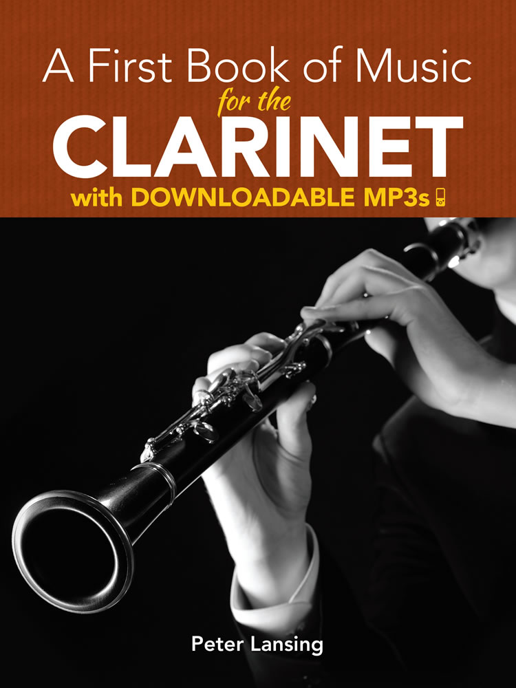 A First Book Of Music For The Clarinet: Clarinet: Instrumental Album