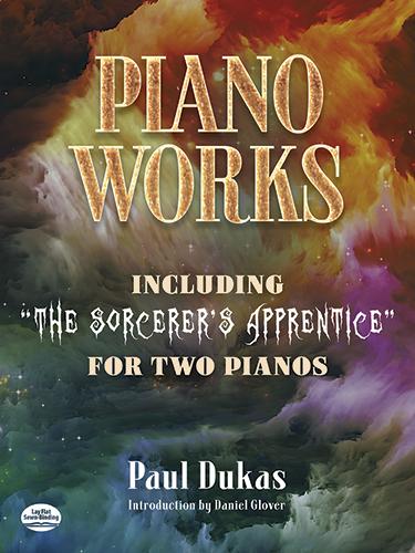 Paul Dukas: Piano Works: Piano Duet: Instrumental Album