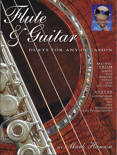 Mark Hanson: Flute And Guitar Duets For Any Occasion: Flute & Guitar: