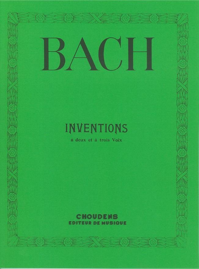 Johann Sebastian Bach: Two And Three Part Inventions: Piano: Instrumental Album