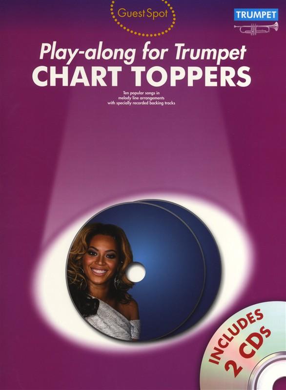 Guest Spot: Chart Toppers: Trumpet: Instrumental Album