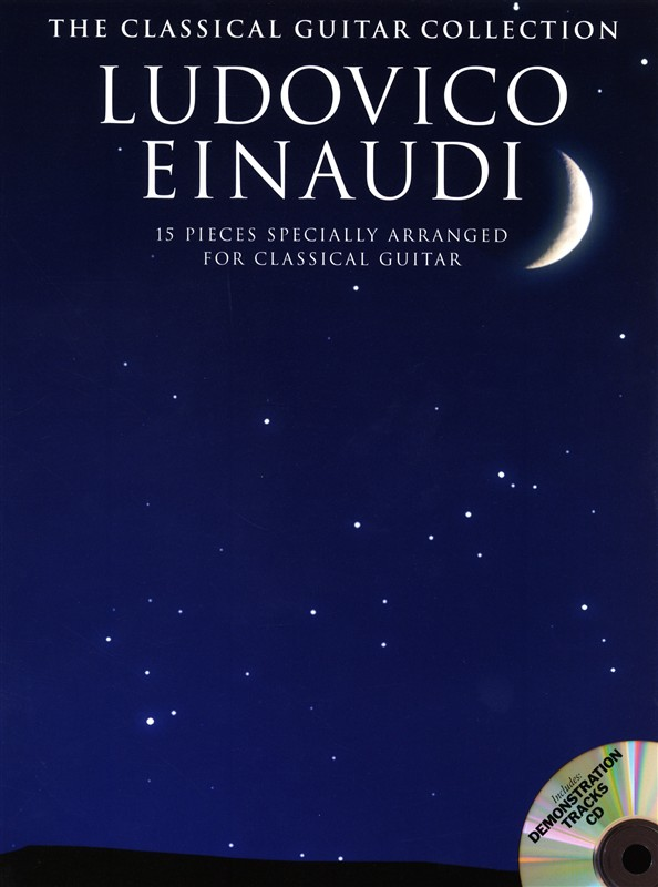 Ludovico Einaudi: The Classical Guitar Collection: Guitar TAB: Artist Songbook