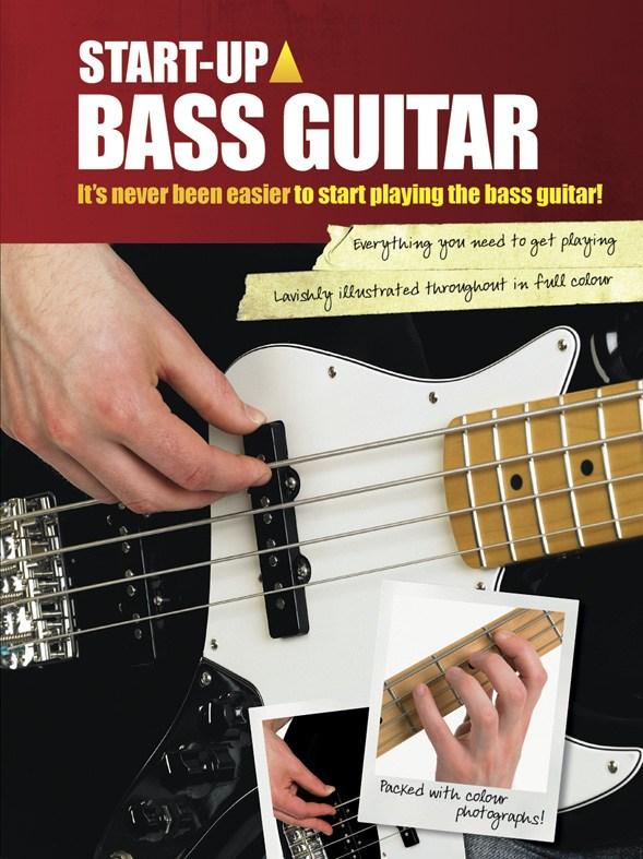 Start-Up: Bass Guitar: Bass Guitar: Instrumental Tutor