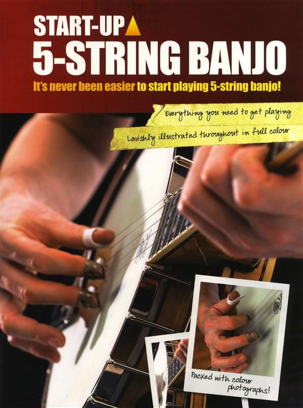 Start-Up: 5-String Banjo: Banjo: Instrumental Tutor
