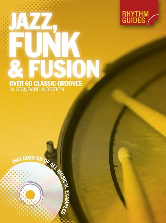 Rhythm Guides: Jazz  Funk & Fusion: Percussion: Instrumental Tutor
