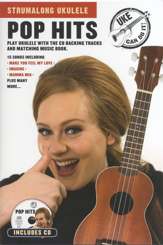 Strumalong Ukulele Pop Hits: Ukulele: Instrumental Album