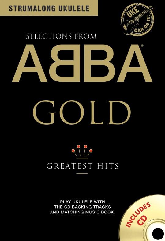 ABBA: Strumalong Ukulele: Selections from ABBA Gold: Ukulele: Instrumental Album