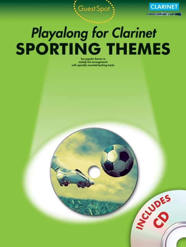Guest Spot: Sporting Themes: Clarinet: Instrumental Album