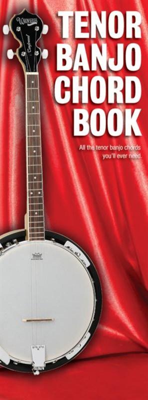 Tenor Banjo Chord Book: Banjo: Instrumental Tutor