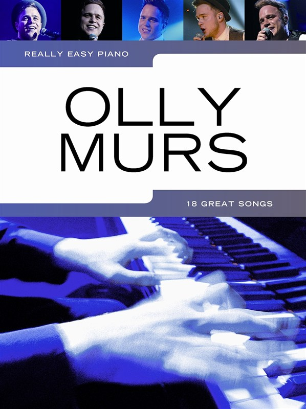 Olly Murs: Really Easy Piano: Olly Murs: Easy Piano: Artist Songbook