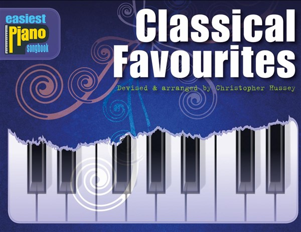 Easiest Piano Songbook: Classical Favourites: Piano: Mixed Songbook