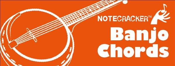 Notecracker: Banjo Chords: Banjo: Instrumental Reference