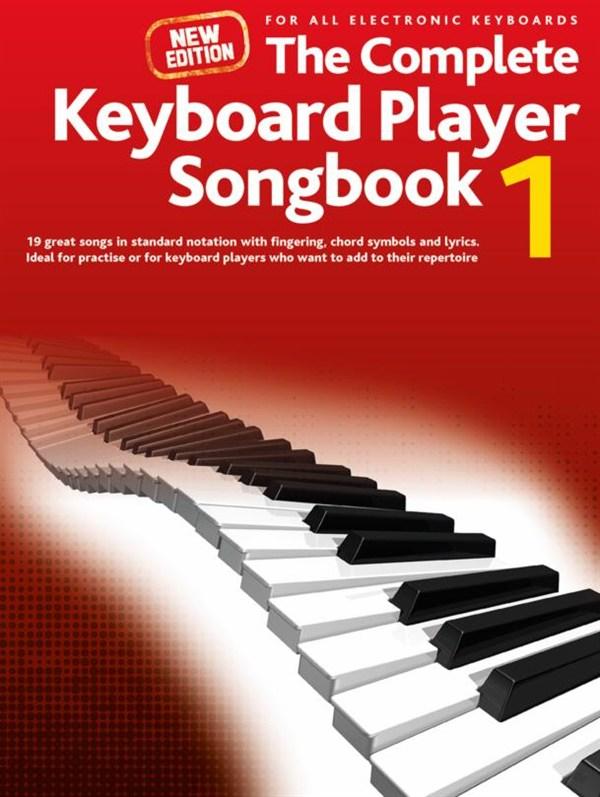 Complete Keyboard Player: New Songbook #1: Electric Keyboard: Instrumental Album