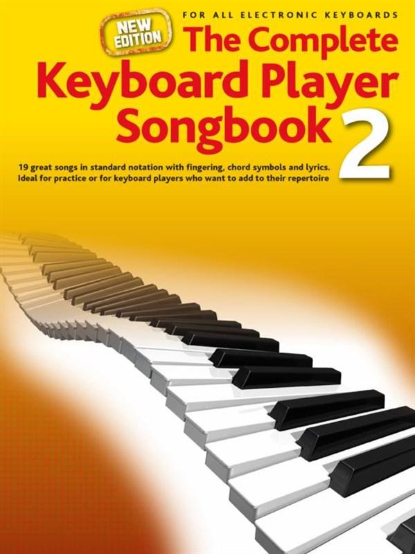Complete Keyboard Player: New Songbook #2: Electric Keyboard: Instrumental Album