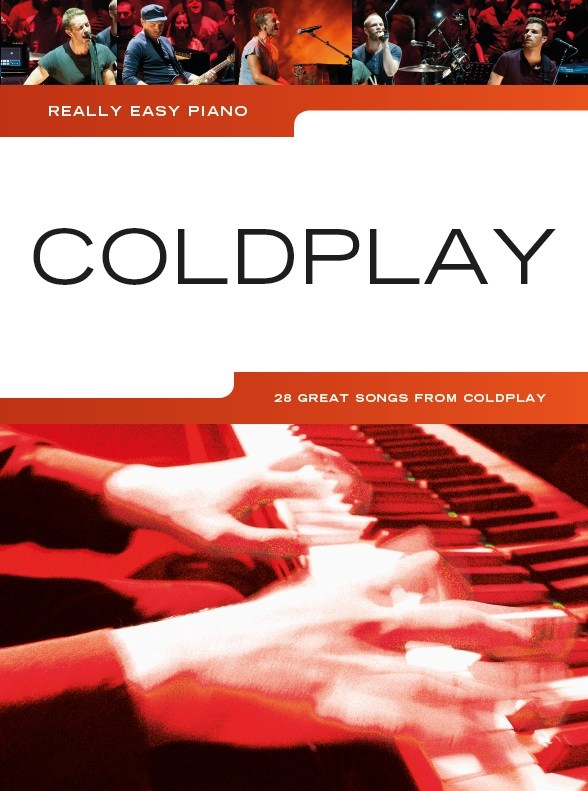 Coldplay: Really Easy Piano: Coldplay: Easy Piano: Artist Songbook