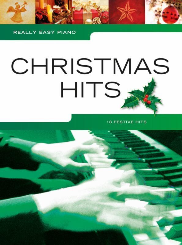Really Easy Piano: Christmas Hits: Easy Piano: Mixed Songbook