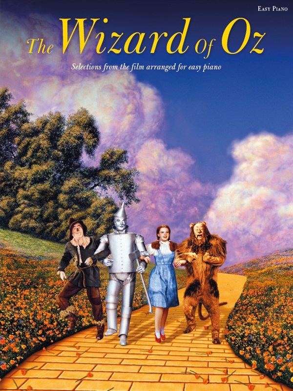 Yip Harburg Harold Arlen: The Wizard Of Oz (Easy Piano): Piano: Mixed Songbook