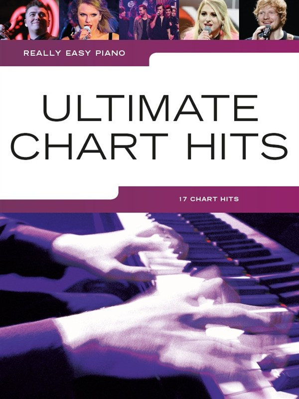 Really Easy Piano: Ultimate Chart Hits: Easy Piano: Mixed Songbook