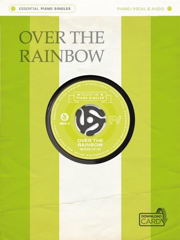 Harold Arlen: Essential Piano Singles: Over The Rainbow: Piano  Vocal  Guitar:
