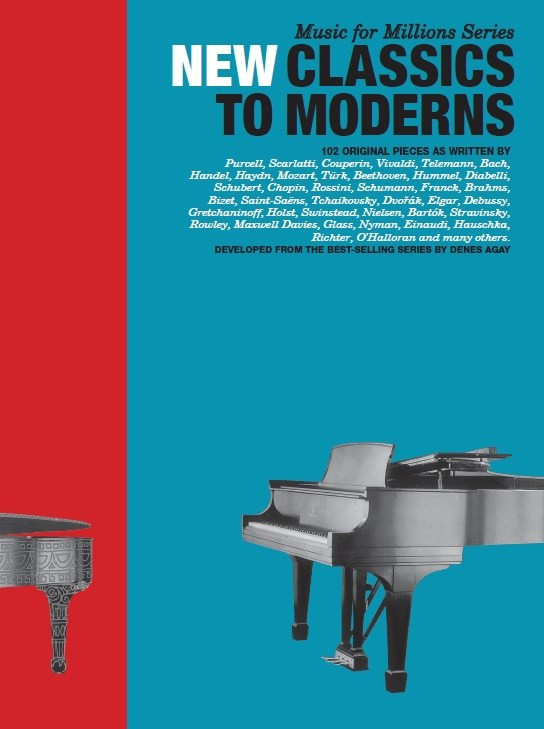 Music For Millions: New Classics To Moderns: Piano: Instrumental Album
