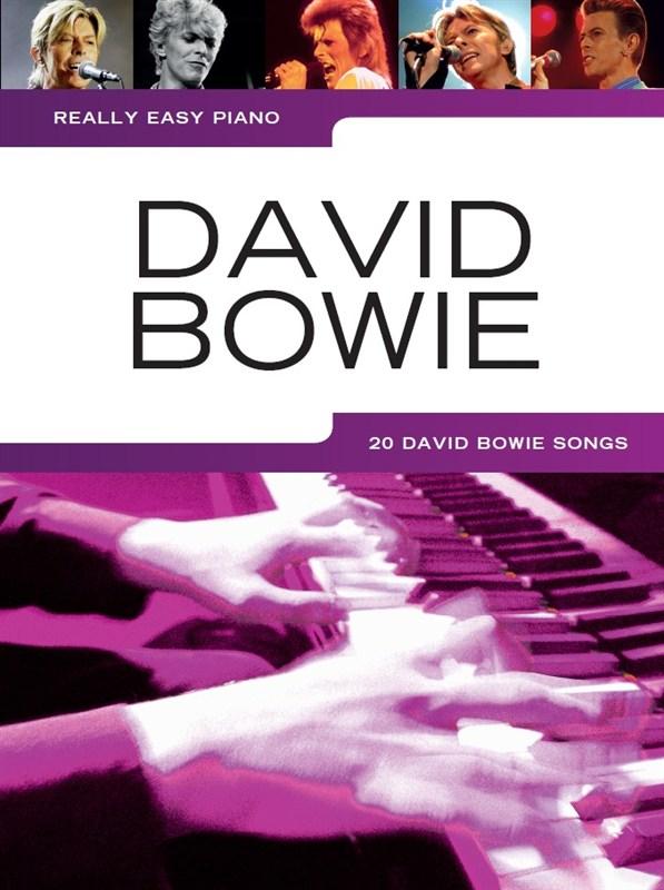 David Bowie: Really Easy Piano: David Bowie: Easy Piano: Mixed Songbook