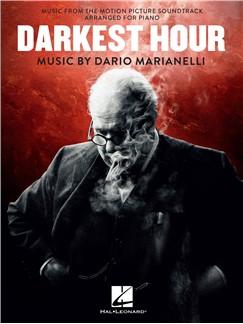 Dario Marianelli: Darkest Hour (Piano Solo): Piano: Album Songbook