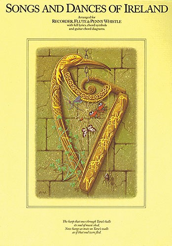 Songs And Dances Of Ireland: C Clef Instrument: Mixed Songbook