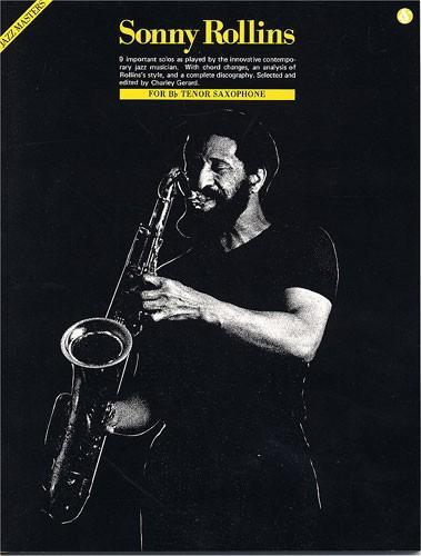 Sonny Rollins: Jazz Masters B-Flat: B-Flat Instrument: Instrumental Album