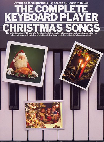 The Complete Keyboard Player: Christmas Songs: Keyboard: Mixed Songbook