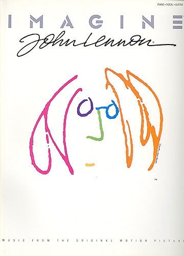 John Lennon: Imagine: The Movie: Piano  Vocal  Guitar: Album Songbook