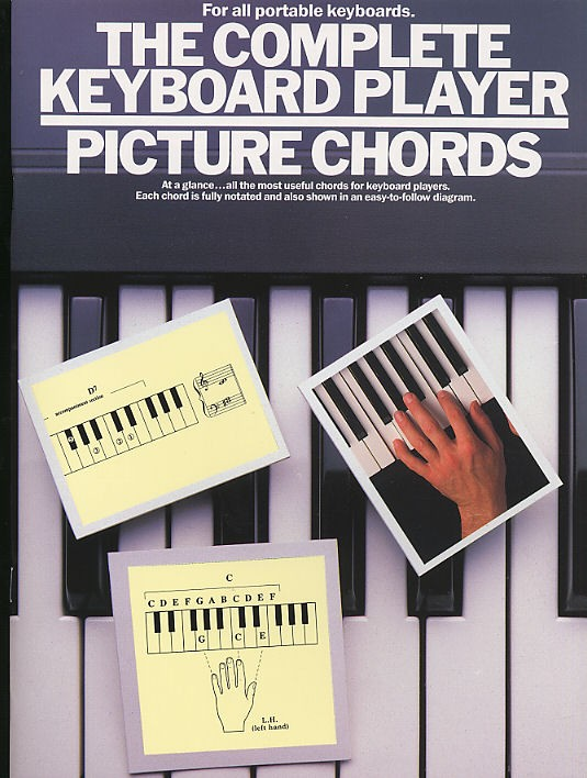 The Complete Keyboard Player: Picture Chords: Electric Keyboard: Instrumental