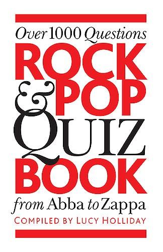 Rock And Pop Quiz Book: Game