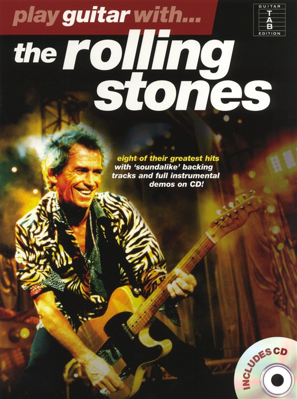 The Rolling Stones: Play Guitar With... The Rolling Stones: Guitar TAB: