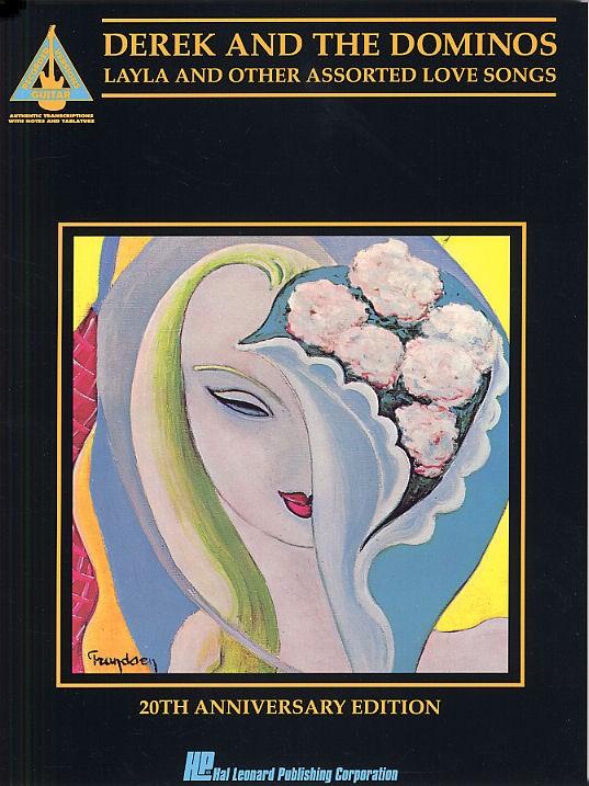 Derek And The Dominos: Derek And The Dominos: Guitar TAB: Artist Songbook