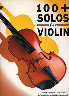 100+ Solos For Violin: Violin: Instrumental Album