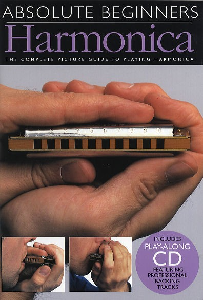 Absolute Beginners: Harmonica-Pack: Harmonica: Instrumental Tutor