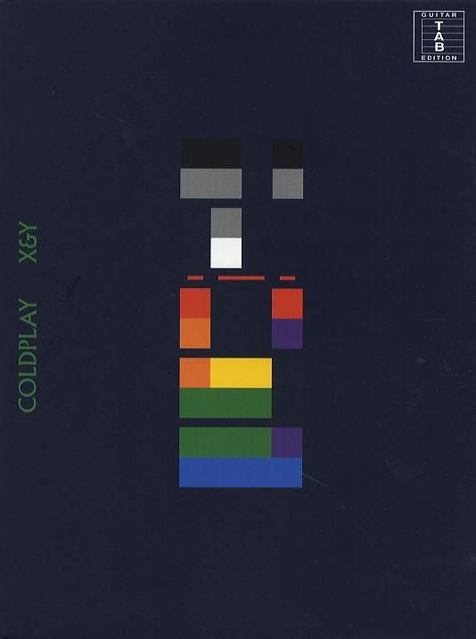 Coldplay: X&Y: Guitar TAB: Album Songbook