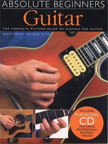 Absolute Beginners: Guitar - Book One: Guitar: Instrumental Tutor