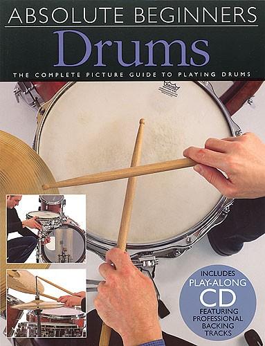 Absolute Beginners: Drums: Drum Kit: Instrumental Tutor