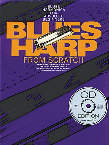 Blues Harp From Scratch: Harp: Instrumental Tutor